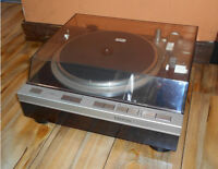 DENON DP-47F Turntable with DL-80 #21