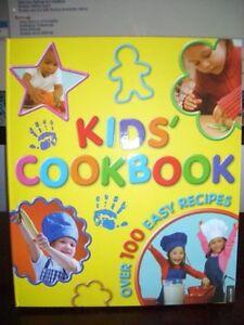kids cook book,