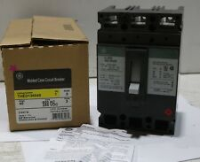 Brand New GE THED136040 (40 Amp/ 600 Volt/ 3 Pole)  In Original Box 15 Stock