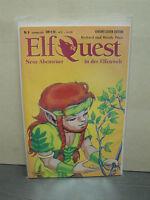 ElfQuest Neue Abenteuer in der Elfenwelt Variant Cover Edition  6
