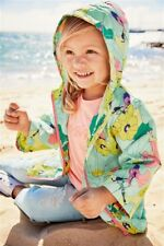 BNWT Next Girls Floral Print Mac Jacket 5-6 Years