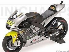 MINICHAMPS 122 133956 YAMAHA YZR-M1 model bike V Rossi Sepang Test 2013 1:12th