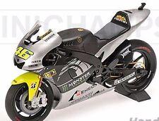 MINICHAMPS 122 133956 YAMAHA YZR-M1 model bike V Rossi Sepang Test 2013 1:12th