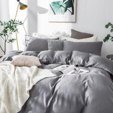 2/4tlg Bettwäsche Bettbezug 135x200 155x220 200x220 mit Kissenbezug Bettwaren