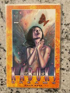Kabuki Dreams Vol 2 SIGNED David Mack Image Comics Graphic Novel Comic Book J589