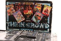 ZX Spectrum 48K  The In Crowd 8.Game Pack By OCEAN 1988 8 GAMES PACK- INCOMPLETE