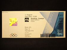 2012 London Olympic Games Ticket > Wrestling - Freestyle - 11 AUG (M)