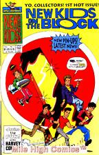 NEW KIDS ON THE BLOCK (HARVEY) (1990 Series) #1 Fine Comics Book
