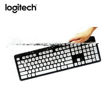 Logitech K310 Washable Waterproof Wired USB Black PC laptop Computer Keyboard
