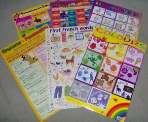 Educational Posters, Maths, Language, Science, History, Geography, Animals