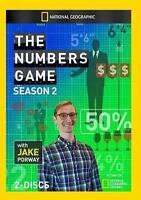 The Numbers Game: Season 2 (DVD, 2015, 2-Disc Set)