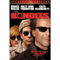 Bandits On DVD With Bruce Willis Comedy Very Good
