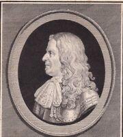 Henri de La Tour d'Auvergne vicomte de Turenne Sedan Augustin de Saint Aubin