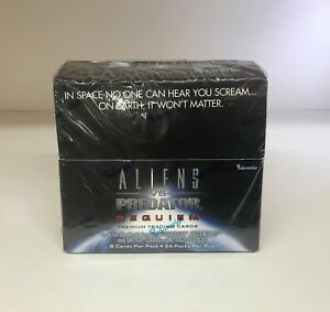 Alien vs Predator Requiem - Sealed Trading Card Hobby Box - Inkworks 2007