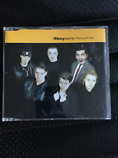 BOYZONE PICTURE OF YOU CD SINGLE MR BEAN WORDS SPANGLISH VERSION