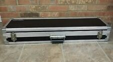 "Calzone Case 36.5""x9.75""x6"" Road Case w/ Foam"