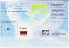 ARMENIA INTERNATIONAL REPLY COUPON IRC MINT NOT USED R18152