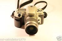 Nikon F60 35mm SLR Film Camera +  Nikon AF 28-80mm Lens 1:3.3-5.6 G