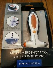 AUTO EMERGENCY TOOL (6 in 1)