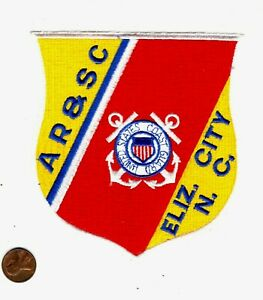 COAST GUARD PATCH USCG AIRCRAFT REPAIR AND SUPPLY CENTER ARSC OLD LARGE