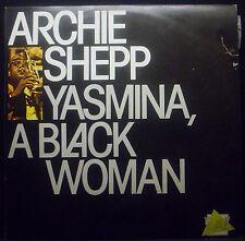 LP ARCHIE ARCHIE SHEPP - yasmina, a noir woman, nm