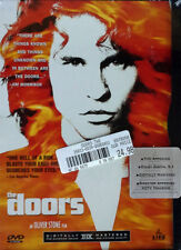 THE DOORS - VAL KILMER - DIGITALLY THX MASTERED DVD - STILL SEALED