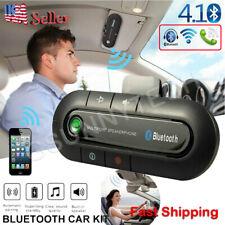 Bluetooth Wireless Handsfree Car Auto Kit Speakerphone Speaker for MP3 Phone