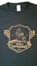 World Superbike Championship T-Shirt XL.FIM SBK Portimao Nolan MOTUL Supersport