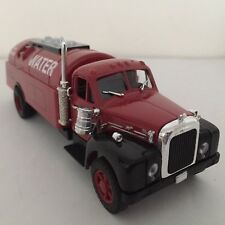 Corgi 53302 Mack B Series Water Tanker - Texas Pipe Line Co 1:50 NIB ** SALE! **