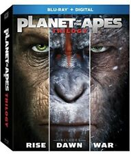 Planet Of The Apes Trilogy [New Blu-ray] 3 Pack, Digitally Mastered In Hd