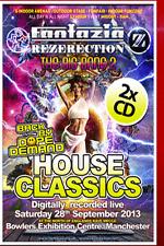 "FANTAZIA - BIG BANG 2 - ""HOUSE CLASSICS - 2 PACK """