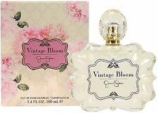 Women Vintage Bloom by Jessica Simpson  Eau de Parfum 3.4 oz New In Box Sealed
