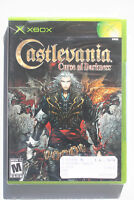 Castlevania Curse of Darkness Original Xbox US NTSC Like New and Complete RARE
