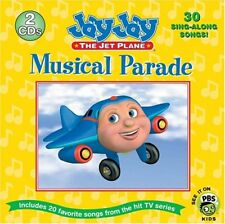 Favorite Music Sing Alone Songs For Kids Musical parade Jay Jay The Jet Plane!!