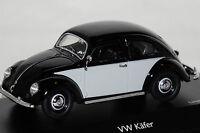 VW Bretzelkäfer schwarz grau 1 of 1000 1:43 Schuco neu + OVP 3877