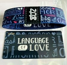 ZOX Strap LANGUAGE OF LOVE - Let Your Heart Do The Talking