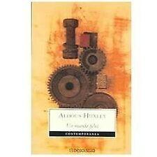 UN MUNDO FELIZ by Aldous Huxley (2013, Paperback)