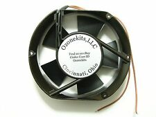 172mm x 150mm x 51mm 110v AC Fan 235cfm
