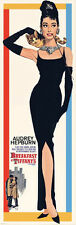 Audrey Hepburn Giant 21x62 Door Poster Actress Icon Model Glamour Lady