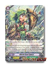 Cardfight Vanguard  x 4 Shield Seed Squire - BT05/026EN - R Mint