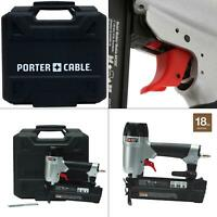 18-gauge pneumatic brad nailer kit | porter cable new sequential fire rear gun
