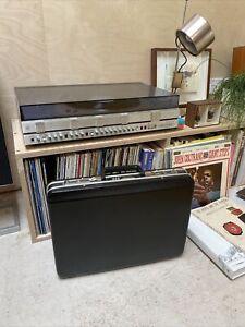 Combination 007 Briefcase Attache Case Hard Shell Vintage 60/70s Revelation Fab
