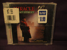 Miracle on 34th Street Soundtrack Sealed CD
