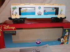 Lionel 6-82914 Disney Operating Aquarium Co Car O 027 MIB 2016 New Mickey Mouse