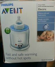 Philips Avent Electric Bottle And Baby Food Warmer Withbox