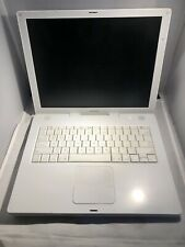 Apple iBook G4 12.1in i5 1.33GHz 1.5GB 160GB, For Parts Or Repair No Battery