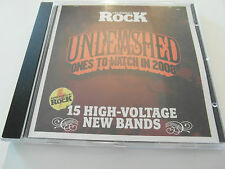 Classic Rock - Unleashed Ones To Watch In 2008 (CD Album) Used Very Good