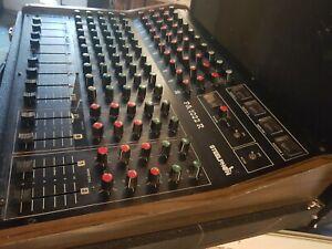 Mixer Steelphon  Analogico Vintage PA 1022 R