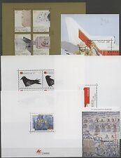 Portugal-lot 6 bl. ** mnh 1994