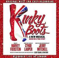 Original West End Cast von Kinky Boots - Kinky Boots (Original West End Neue CD